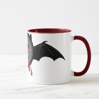 Halloween - Vegetarian Bat Mug