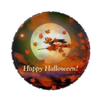 Halloween Witch Flight