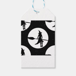 halloween witch gift tags