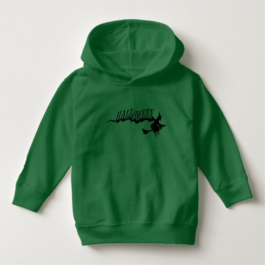 Halloween Witch Hoodie