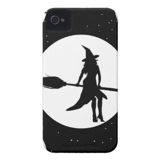 halloween witch iPhone 4 case