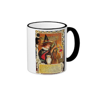Halloween Witch Lovers Potion Mugs