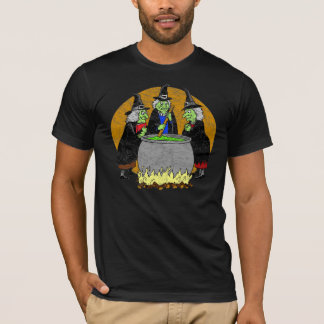 Halloween Witch T-shirts