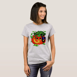 Halloween Witches Toad T-Shirt