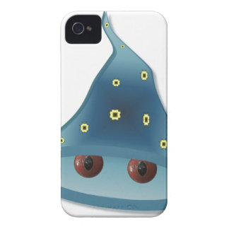 Halloween wizard iPhone 4 Case-Mate case