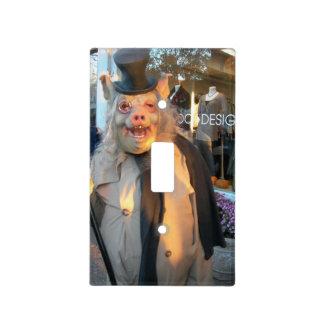 Halloween Woodstock, New York Plaques Interrupteur De Lumière