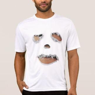 Halloween Zombie Torn Clothing T-Shirt