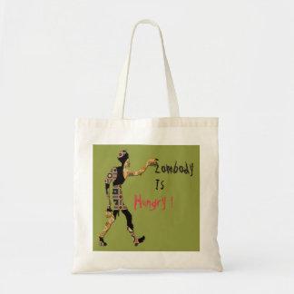 Halloween - Zombody Is Hungry Tote Bag