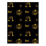 halloweeny carte postale