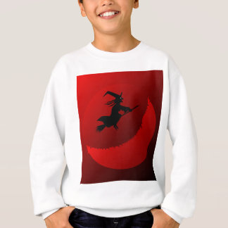 Hallowen Moon Sweatshirt