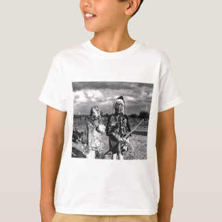 Hallow's Eve of Yesteryear Masks Tshirt