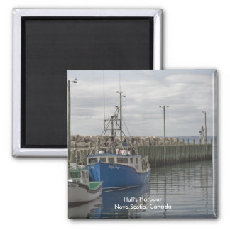 Hall's Harbour Magnet