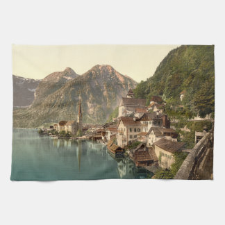 Hallstatt, Austria Kitchen Towel