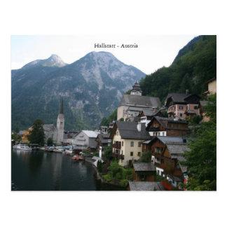Hallstatt - Austria Postcard