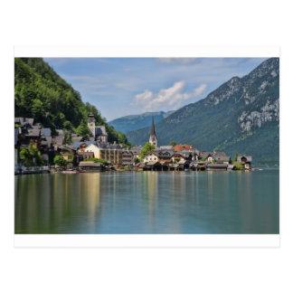 Hallstatt, Austria Postcard
