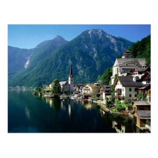 Hallstatt Austria Postcard