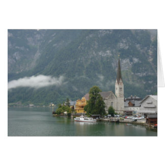 Hallstatt Card