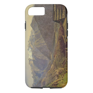 Hallstatter-See (oil on canvas) iPhone 7 Case