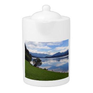 Hallstattersee lake, Alps, Austria