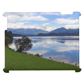 Hallstattersee lake, Alps, Austria Case For The iPad
