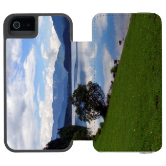 Hallstattersee lake, Alps, Austria Incipio Watson™ iPhone 5 Wallet Case