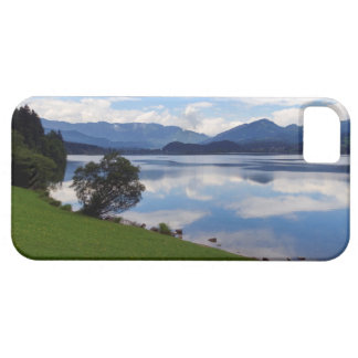 Hallstattersee lake, Alps, Austria iPhone 5 Covers