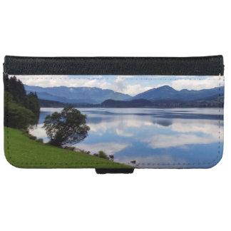 Hallstattersee lake, Alps, Austria iPhone 6 Wallet Case