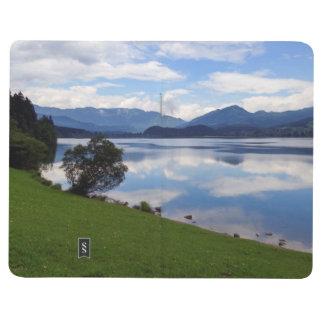 Hallstattersee lake, Alps, Austria Journal