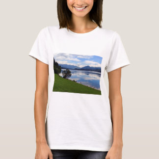 Hallstattersee lake, Alps, Austria T-Shirt