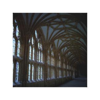 Hallway - Canvas