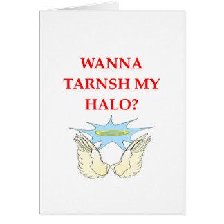 HALO CARD