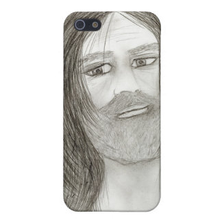 Halo Jesus iPhone 5/5S Covers