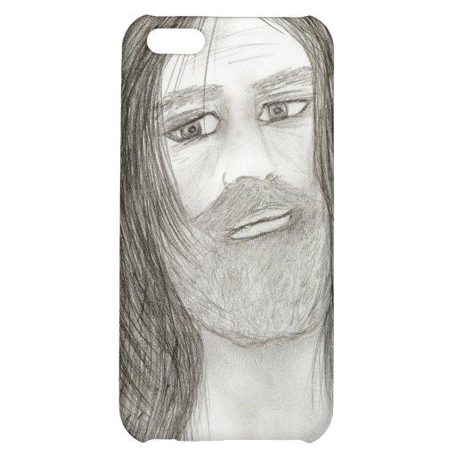 Halo Jesus Case For iPhone 5C