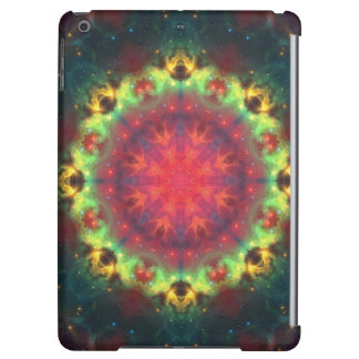 Halo Nebula Mandala Cover For iPad Air