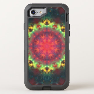 Halo Nebula Mandala OtterBox Defender iPhone 8/7 Case