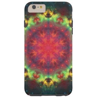 Halo Nebula Mandala Tough iPhone 6 Plus Case