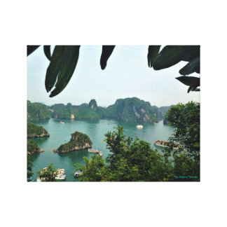 Halong Bay, Vietnam Canvas Print