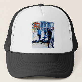 halpenny bridge trucker hat