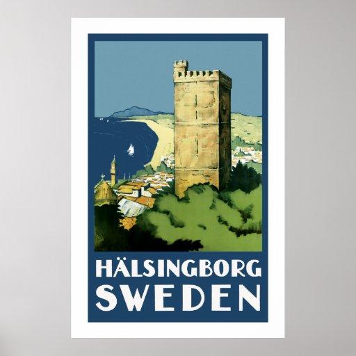 Halsingborg ~ Sweden Poster