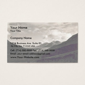 Halter Collection Business Card