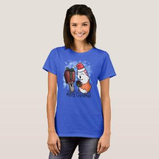 Ham and Piggy Christmas T-Shirt
