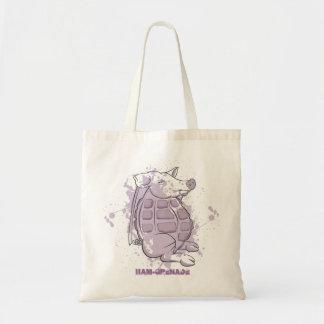 Ham-Grenade Tote Bag