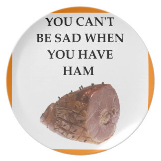 ham party plate