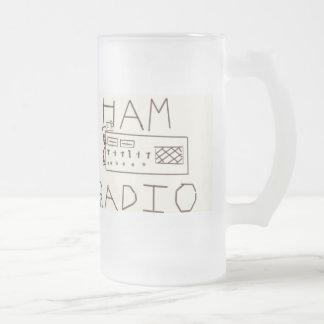 Ham Radio Callsign mug