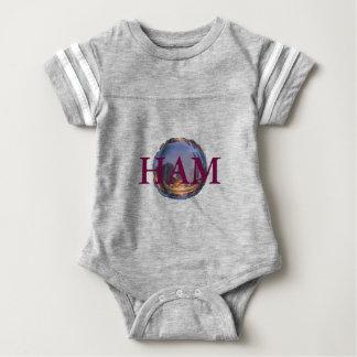 HAM  - Soap Bubble T Baby Bodysuit