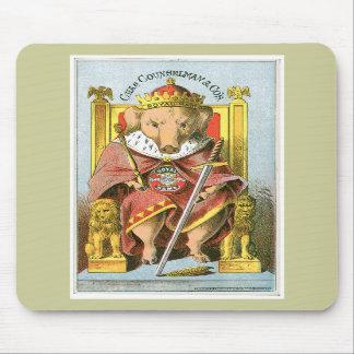 Ham Vintage Food Ad Art Mousepad