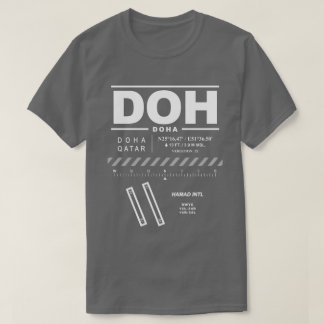 Hamad International Airport DOH T-Shrit T-Shirt