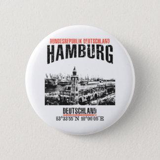 Hamburg 2 Inch Round Button