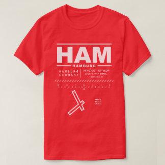 Hamburg Airport HAM T-Shirt