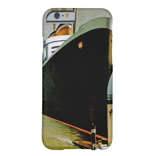 Hamburg-Amerika Line iPhone 6 Case